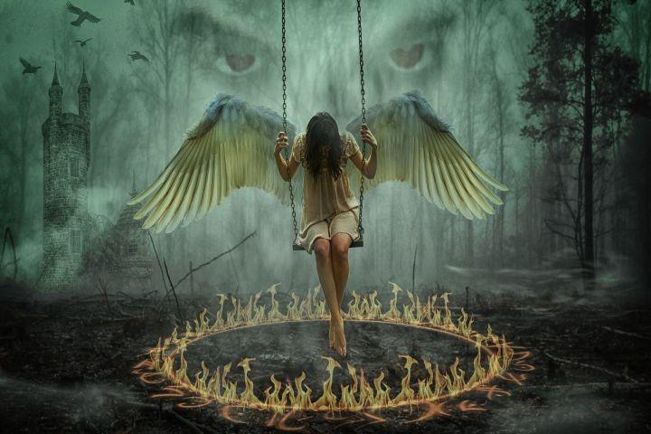 demonen oproepen, engelen, djinn, loa, loa's, goden, godinnen, deity, aanroepen, ritueel, spreuk, gevaarlijk