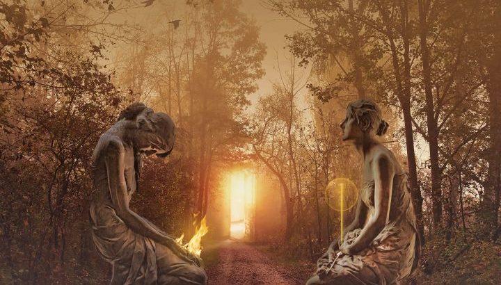Kaarsen en bedels: dit mooie magische ritueel brengt je verder