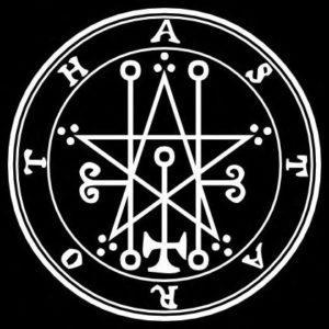 Astaroth seal, sigil, demon, oproepen