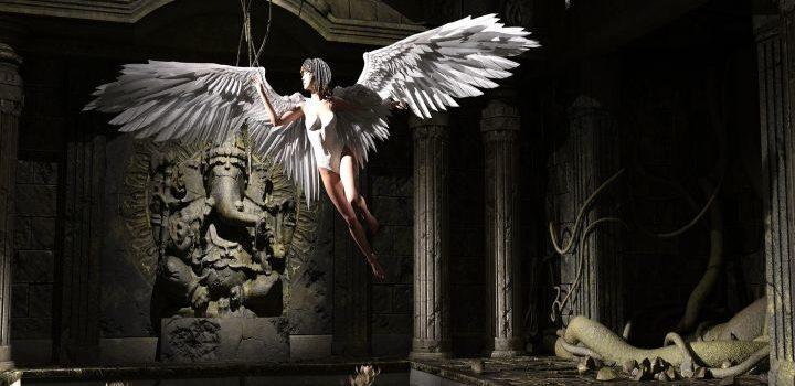 demonen, demon, oude goden, gevallen engelen, djinns, magie, demonologie, henoch, joods, arabisch, christelijk, duivel, dood, goed, kwaad