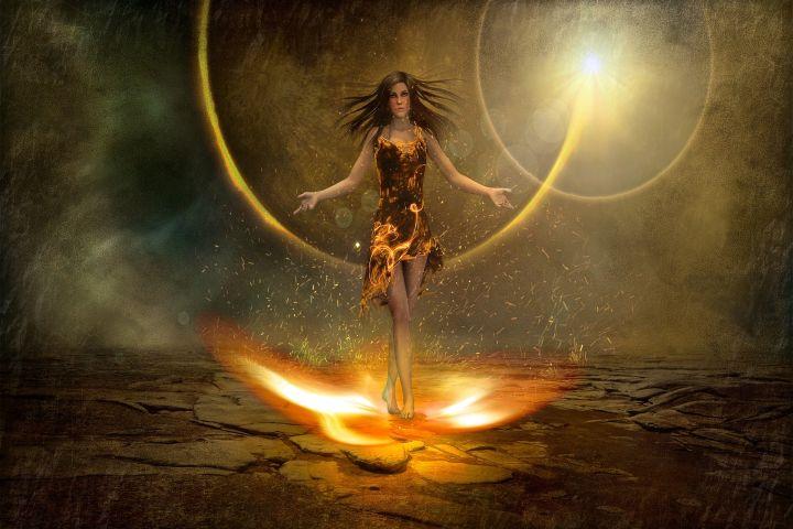 Magie voor beginners, les, ursus, les, workshop, tips, trucs, witte magie, zwarte magie