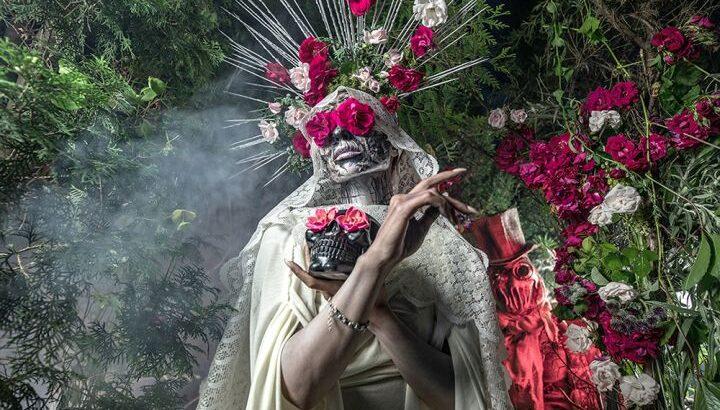 Santa Muerte: machtige skeletgodin met grote invloed en aanhang